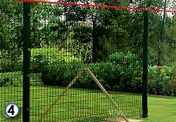 инструкция как установить забор своими руками