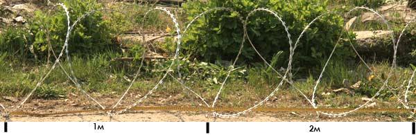 ЕГОЗА Казачка 4 витка на погонный метр