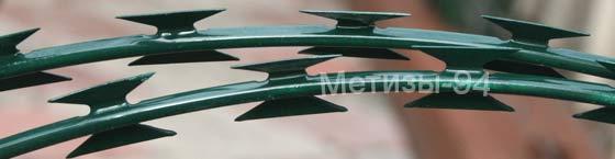 Borotva szögesdrót razor huzal horganyzott szögesdrót