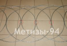 З'єднання двох частин плоскої єгози ТМ Алєбарда