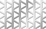 треугольные ячейки на перфолисте в Виннице