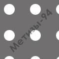 перфорированный лист с круглыми отверстиями 8 мм