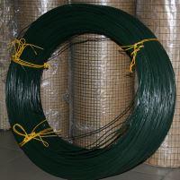 Проволока для сетки Рабица с полимерным (ПВХ) покрытием