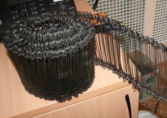 Вязальная проволока Казачка с инструментам для увязывания