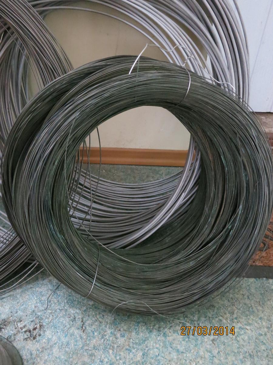 нихромовая проволока диаметром от 3,0 до 10,0 мм