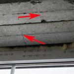Результат заміни увязки арматури на зварку - поява тріщин на перемичках