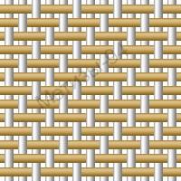 Сержеве переплетення фільтрувальної сітки