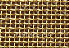 Латунна ткана сітка
