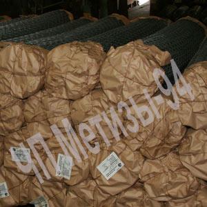 рулон сетки плетеной 10х10