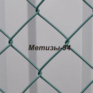 Сетка Рабица 50*2,0/3 с полимерным покрытием эконом класса