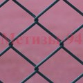 Chain-ling fencing TM Kazachka with PVC coating