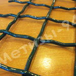 канилированная сетка с полимерным покрытием