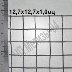 Сетка сварная 12х12х1