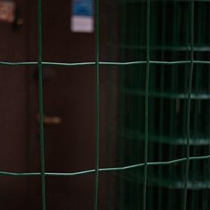 сетка Euro Fence 100х50 с ПВХ покрытием на забор