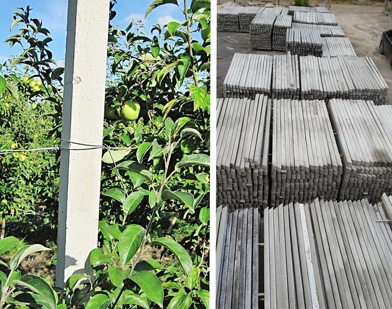 бетонные столбы по низкой цене