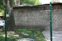 Секционный забор для дачи