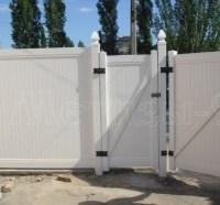 пластикові паркани для дачі