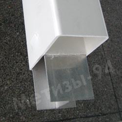 Столбы для ворот и калиток из пластика