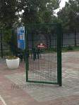 Забор Классик на базе отдыха