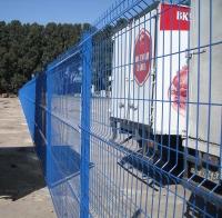 Ограждение стоянок забором ТМ Класик
