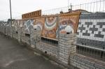 Забор в Запорожье, ул. Кривая бухта, 2