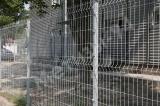 Забор в Запорожье, ул. Леонова, 1-б