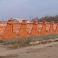 Цегляні паркани