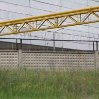Бетонний паркан