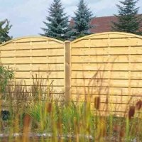 Деревяні паркани