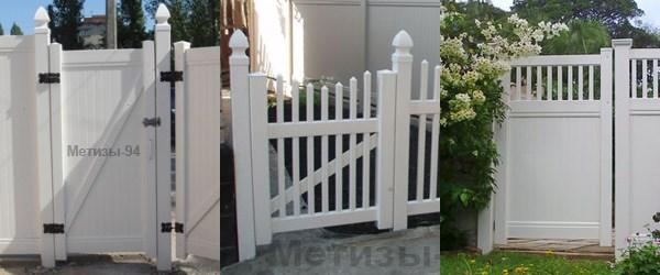 купити ворота і хвіртки